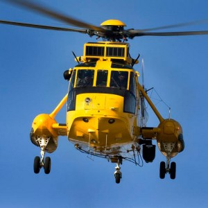 RAF donates Sea King to Falklands museum