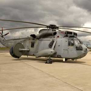 854 Sqn bases Sea Kings at Northolt for Olympics