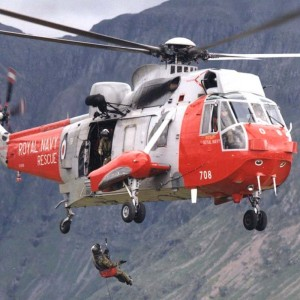 Royal Navy crew recognized with Prince Philip Helicopter Rescue Award