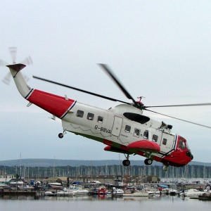 Bristow return two SAR S61s to UK at end of Dutch contract