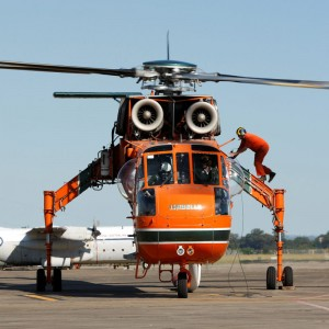 Erickson Air-Crane Continues Aggressive Development Path
