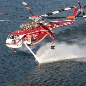 Erickson Air-Crane Announces MRO Contract with Helicopter Transport Services