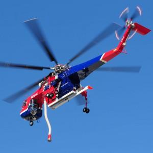 SDG&E Brings Back The Skycrane To Bolster Regional Fire Suppression