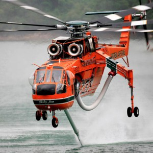 Erickson Air-Crane wins $44M Greek firefighting contract