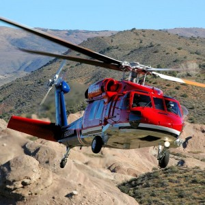 Sikorsky Delivers Black Hawk to San Diego Fire-Rescue Department