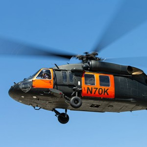 Helinet enters firefighting market with UH-60 contract win