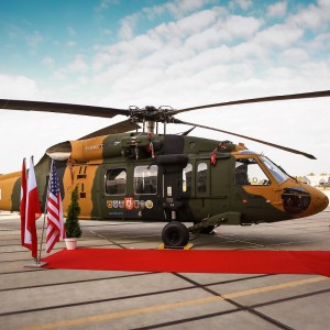 Sikorsky factory in Poland completes prototype Turkish Utility Helicopter