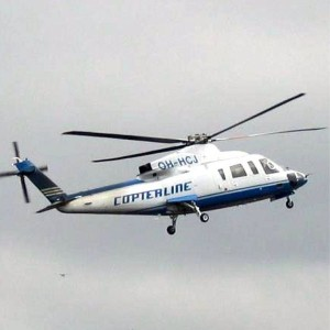 2005 Copterline S76 accident will not lead to criminal prosecution in Estonia
