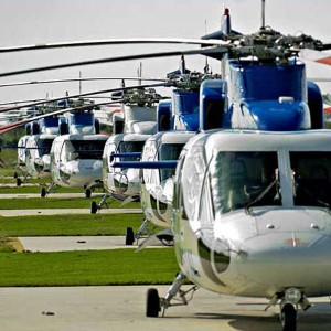 Brazil's Líder Signs for Three S-76C++ Helicopters