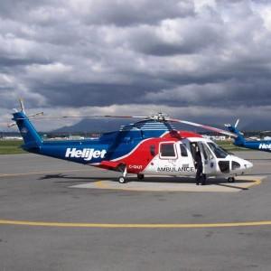 HeliJet Restrictions for British Columbia