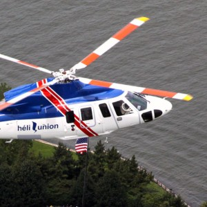 Heli-Union takes delivery of two S-76C++