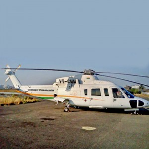 Sikorsky delivers S76C++ to State Government of Maharashtra