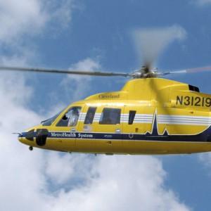 LifeFlight helicopters move to bases ringing Cuyahoga County, Ohio