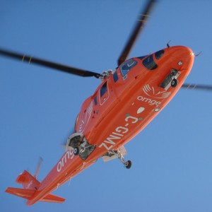 Centennial College receives Ornge Sikorsky helicopter
