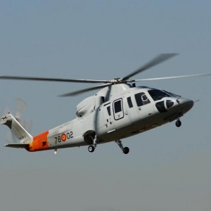Sikorsky and INAER sign MOU for Spanish Government S61/S76 support