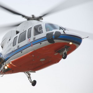 CAE to launch civil helicopter training in Asia this year