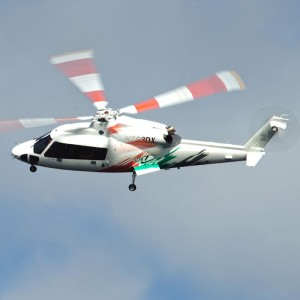 Japan Coast Guard selects S-76D for SAR