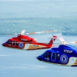 Arkansas Children's Hospital receives first EMS Sikorsky S-76Ds