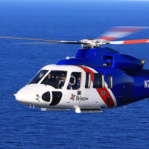 CGX Energy contracts with Bristow Helicopters in Guyana