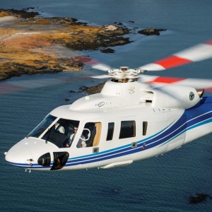 ​Sikorsky Exhibits and Demonstrates S-76D at LIMA 2015