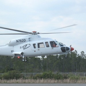 Sikorsky second S76D prototype achieves first flight