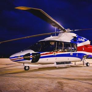 Thai Aviation Services S-76D Fleet Achieves 10,000 Flight Hours