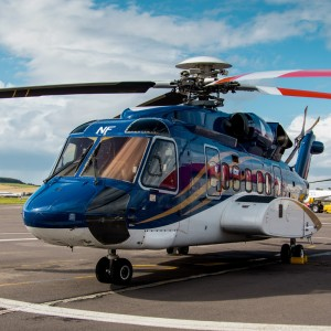 Babcock wins major new North Sea helicopter contract from Bristow