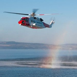 Bristow restarts SAR service from Stornoway with S92