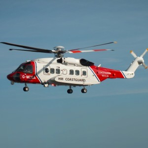 Bristow S92 SAR crew commended for Stornoway AS332L2 rescue