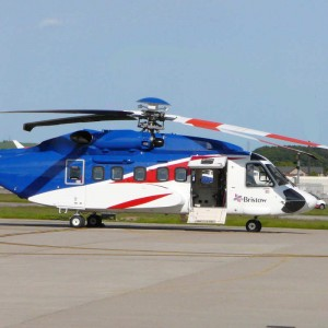 Bristow UK Secures Contract to Support TAQA's UK Operations