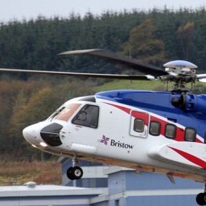 Bristow brings S92 back from Nigeria for North Sea cover