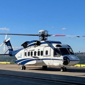 Caverton launches S92 operations in Nigeria