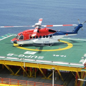CHC Norway wins S92 contract with Equinor and Var Energi
