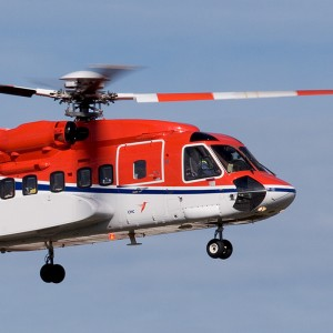 Successful Landing of Sikorsky S-92 on New Mariner B Helideck