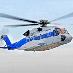 FAA approves new S-92 composite interior from AAR