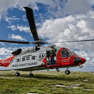 Irish Coast Guard reduces role of SAR helicopters