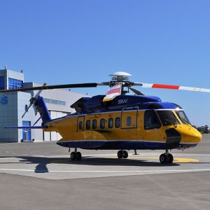 Silk Way Helicopter Services starts S92 offshore long-line operations