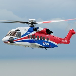 Thai Aviation Services begins S-92 helicopter training