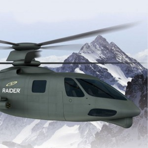 Lord Corp selected S-97 Raider program