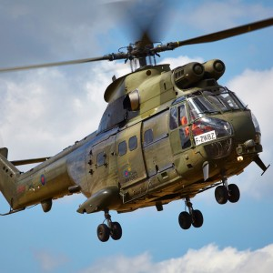 Selex ES to update UK RAF Puma electronic warfare capability