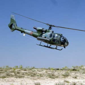 Niger Air Force gets new helicopter hangar