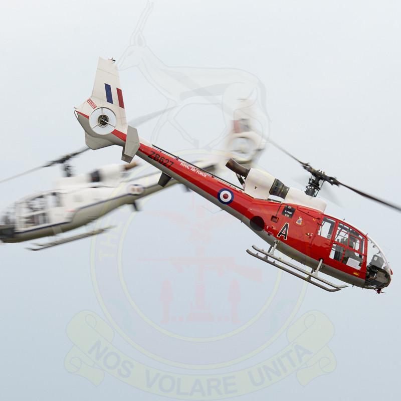Photo - Gazelle Squadron Display Team