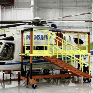 SAFE delivers first AW169 maintenance stands in US