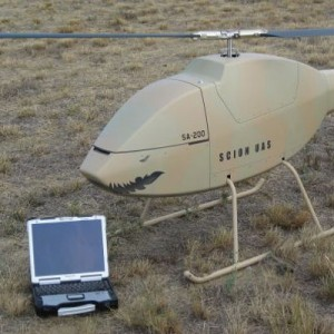 Scion UAS wins military contract for unmanned helicopters