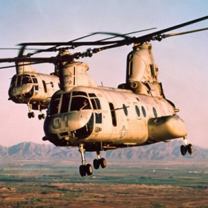 Boeing Observes 45th Anniversary of Sea Knight Helicopter First Flight