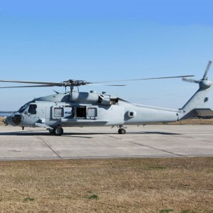Indian Navy Selects Sikorsky's S-70B  SeaHawk