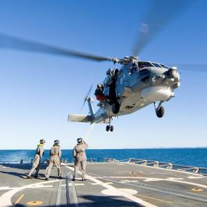 San Diego Air & Space Museum welcomes SH-60B Seahawk