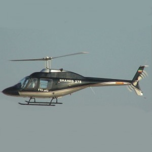 Iran counterfeiting Bell's helicopters