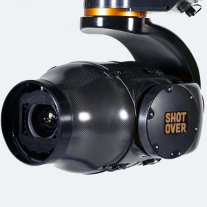 Shotover launches filming industry's most versatile aerial camera system