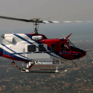 Simplex STC allows fire helicopter to transport passengers